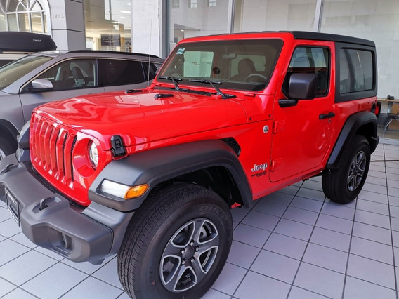 Jeep Wrangler Sport Mild-hybrid
