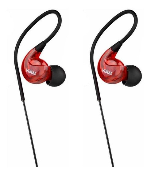 Fone De Ouvido In Ear Retorno Monitor E40 Vokal - Lançamento
