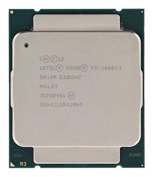 Intel Xeon E5-2680v3 12 Cores 24 Hilos 2.50ghz 9.60gt/s 30mb