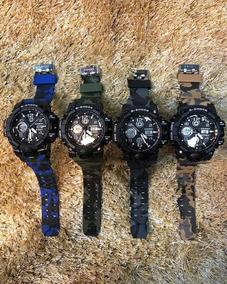 Relógio Casio Masculino G-shock Ga-100cm-8adr