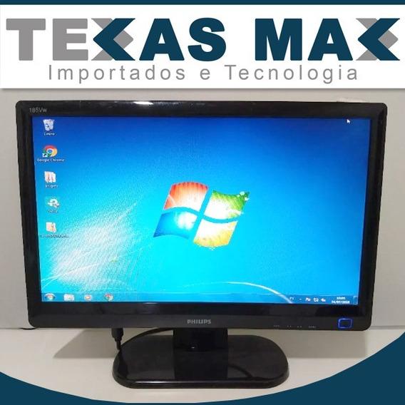 Monitor Philips Lcd 18,5 Polegadas Tft185w80psa Unitário