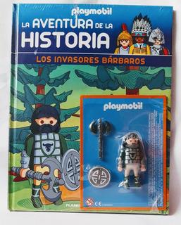 Playmobil - Colección - Nº 23 - Bárbaro