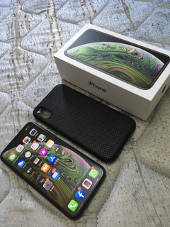 iPhone Xs 64gb Completo Com Todos Acessórios Originais