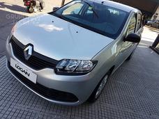Renault Logan Expression 4p 0km Anticipo Y Burdeos Cuotas 2
