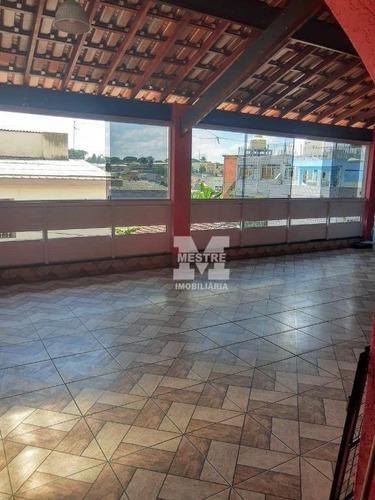 Salão À Venda, 150 M² Por R$ 1.460.000,02 - Jardim Paulista - Guarulhos/sp - Sl0068