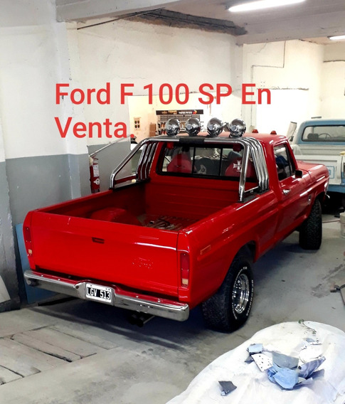 Ford F-100 Ford F 100 Sp