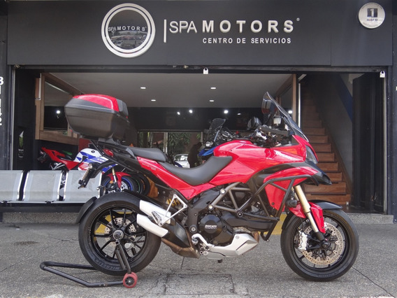 Ducati Multistrada 1200 - 2010
