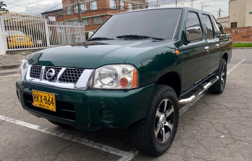 Nissan Frontier 2012 4x2 2.4l Doble Cabina