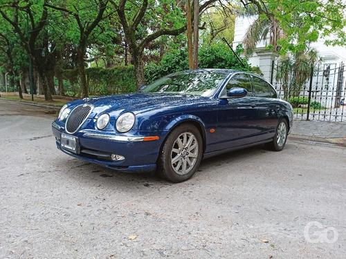 Jaguar S-type 4.2 Se V8. 2003 Excelente Azul