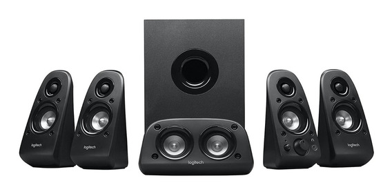 Home Theater 5.1 Surround Logitech Z506