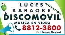 Discomovil, Karaoke Y Animación Para Eventos Especiales