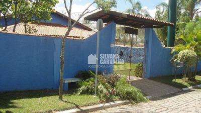 Chácara Com 2 Dormitórios À Venda, 1000 M² Por R$ 550.000 - Condomínio Santa Inês - Itu/sp - Ch0227