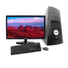 Computador + Monitor 21.5 Concordia Sff Amd Fx 4300 4gb Hd