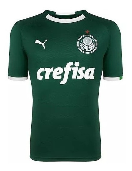 Camisa Palmeiras Oficial ( Pronta Entrega )