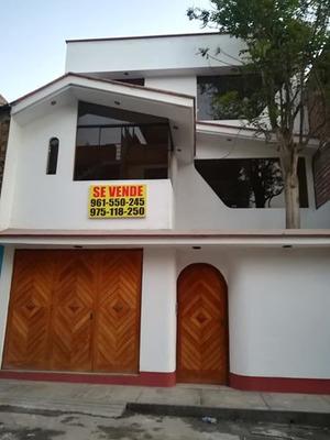 Vendo Casa De 10 Habitaciones En San Juan De Miraflores