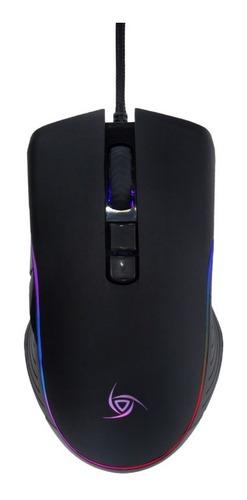 Mouse Gamer Hero Vsg 7200dpi 7 Botones Rgb Pc Gamer Streamer