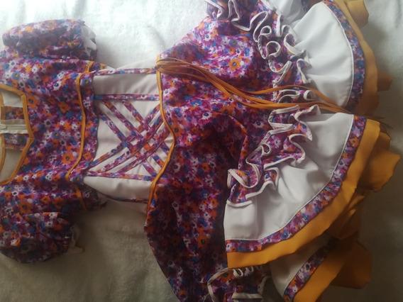 Vestidos De Cueca, Talla 8