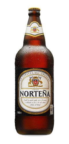 Imagem 1 de 1 de Cerveja Nortena One Way 960ml