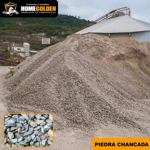 Piedra Chancada Arena Fina Arena Gruesa Saco 40 Kg Y M3