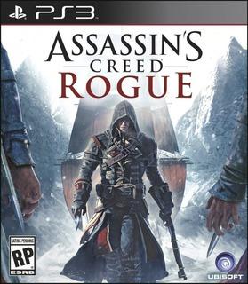 Assassin´s Creed Rogue Ps3 Original Entrega Inmediata