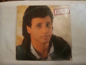 Lp Fernando Mendes - Deita E Rola, Disco De Vinil, 1989