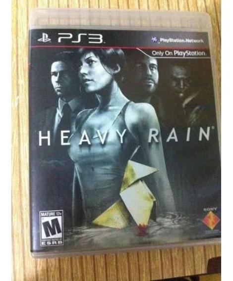 Heavy Rain Ps3 Usado