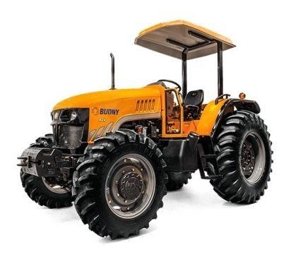 Trator Agrícola Bdy-7540s