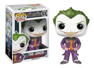 Funko Pop The Joker #53 Batman Arkham Asylum Muñeco Figura
