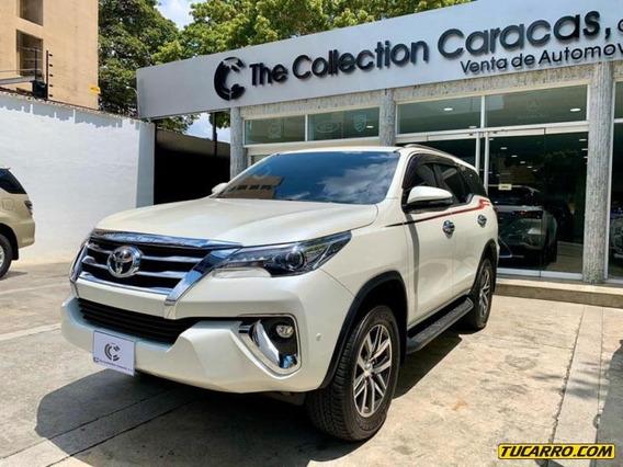 Toyota Fortuner Platinum Dubái 2020