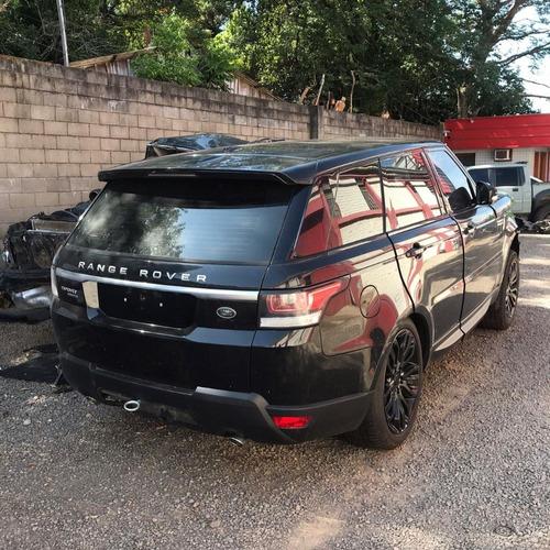 Imagem 1 de 6 de Sucata Land Rover Range Rover Sport 2015/2015 306cvs Diesel