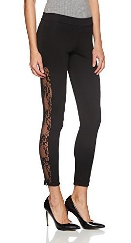 Vicky Form 71309 Leggings Para Mujer, Color Negro, Chico