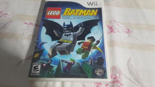 Lego Batman The Video Game Nintendo Wii