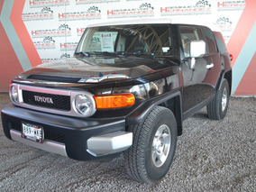 Toyota Fj Cruiser 2009 3p Core Aa Abs Ee Cd 4x4 At Negro
