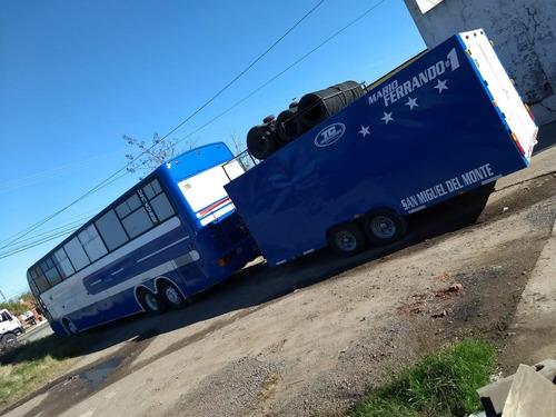 Scania K113 Y Trailer  Acepto Permutas