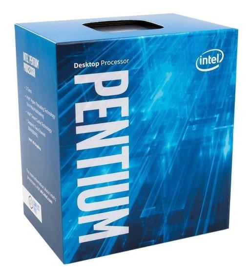 Processador Intel Pentium G4560 Lga 1151 Box