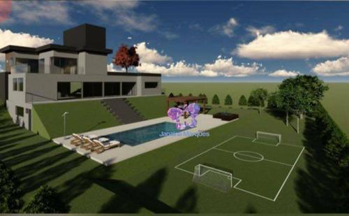 Chácara À Venda Em Construção, 1396 M² Por R$ 220.000 - Condomínio Residencial Colinas - Município De Araçariguama/sp - Ch0139