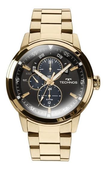 Relógio Technos Masculino Grandtech 6p57aa/4p