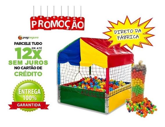 Piscina De Bolinhas Premium - 12x Sem Juros (1,00m)