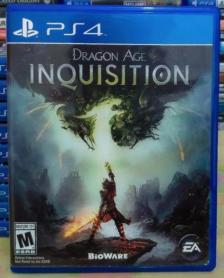 Dragon Age Inquisition Ps4 Mídia Física Português Original