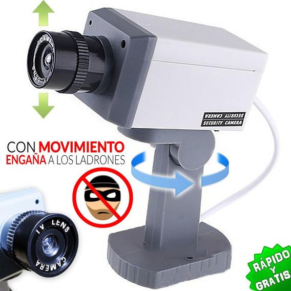 Câmera De Segurança, Câmera Falsa, Motorizada, 100%