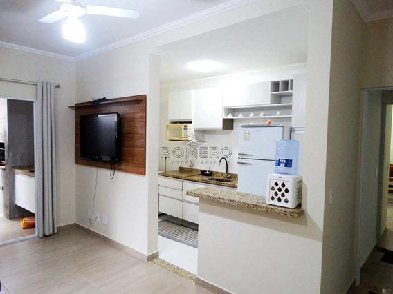 Apartamento Com 2 Dorms, Praia Da Maranduba, Ubatuba - R$ 199 Mil, Cod: 809 - V809