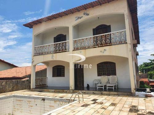 Casa Com 4 Dormitórios À Venda, 439 M² Por R$ 1.300.000,00 - Piratininga - Niterói/rj - Ca0613