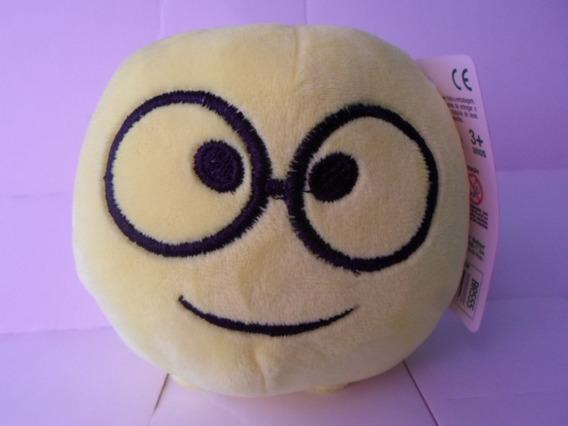 Emoji Oculos Pelucia Multikids 11cm Emoji