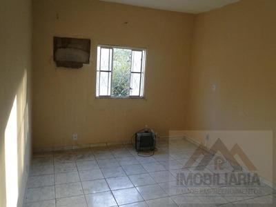 Casa Para Locação Em Duque De Caxias, Gramacho, 1 Dormitório, 1 Banheiro - L122