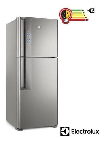 Geladeira/refrigerador 431 Litros 2 Portas Platinum - Electrolux - 220v - If55s