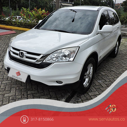 Honda Cr-v Exl 4x4 At 2.4 2011