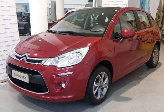 Citroën C3 1.6 Vti 115 At6 Feel A M 20.5
