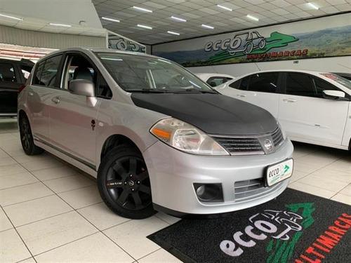 Imagem 1 de 7 de Nissan Tiida  Sl 1.8 (aut) Gasolina Automático