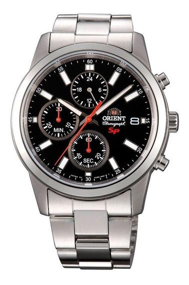 Reloj Orient Sport Cronógrafo Para Hombre Time Square