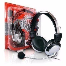 Fone E Microfone Gamer De Qualidade Headphone E Microfone